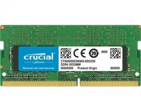 CRUCIAL SODIMM DDR4 4GB 2400MHz CT4G4SFS824A