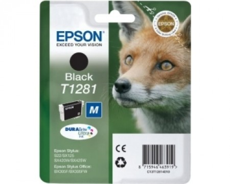 EPSON T1281 crni kertridž