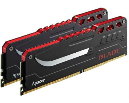 APACER DIMM DDR4 16GB 3200MHz OC BLADE 1.35V (2 x 8GB kit) EK.16GA1.GEBK2
