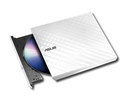 ASUS SDRW-08D2S-U LITE DVD RW USB eksterni beli