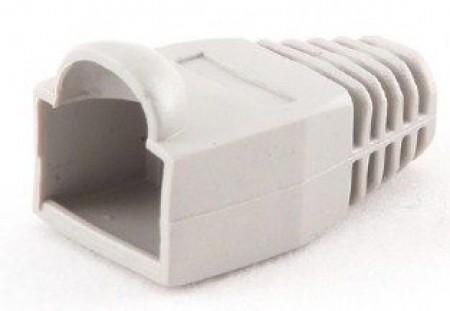 BT5GY/5 Gembird Kapice za LAN konektore grey (pakovanje 100 kom)