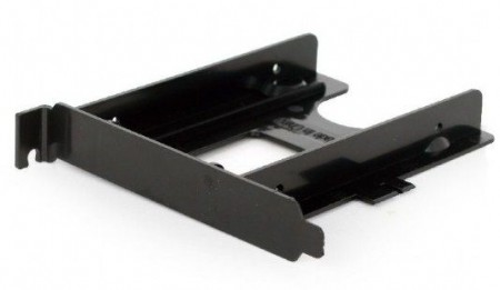 Gembird MR-PCISATA2.5-01PCI mobile rack for SATA 2.5 drive, black