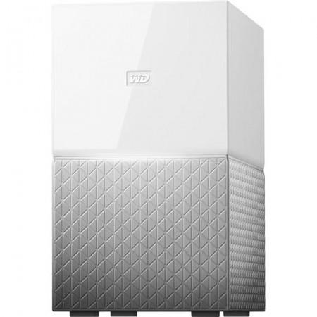 WD 3.5 My Cloud Home Duo 4TB dual disk (WDBMUT0040JWT-EESN)