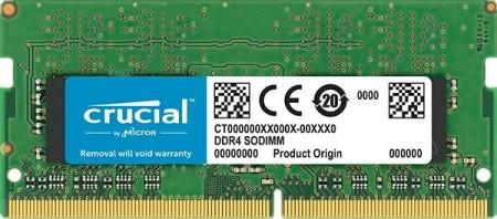 CRUCIAL SO-DIMM DDR4 4GB 2133MHz CT4G4SFS8213