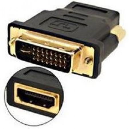 Linkom Adapter DVI (24+5) na HDMI (mž)