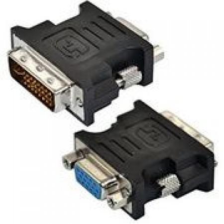 Adapter DVI (24+5) na VGA (mž), Linkom