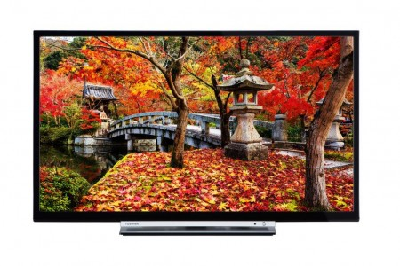 Toshiba 32 32L3763DG LED TV Full HD SMART T2 black