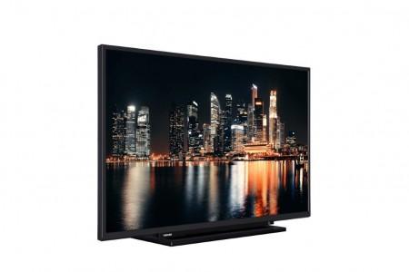 Toshiba 39W1733DG LED TV 39 HD Ready, DVB-T, black, uni-stand