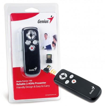 Genius Media pointer 100,2.4Ghz presenter