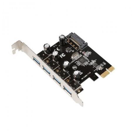 Kontroler PCI 4X USB 2.0 NEC N