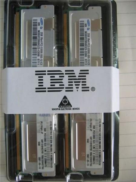 IBM ECC 512MB DDR2 RoHS SDRAM (30R5148)