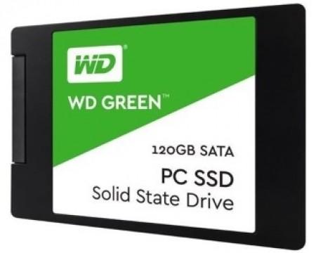 WD 120GB 2.5 SATA III WDS120G2G0A Green SSD