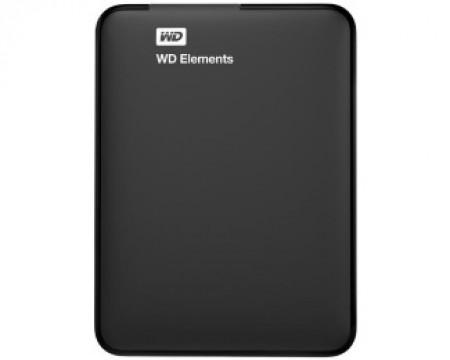 WD Elements Portable 500GB 2.5 eksterni hard disk WDBUZG5000ABK-WESN