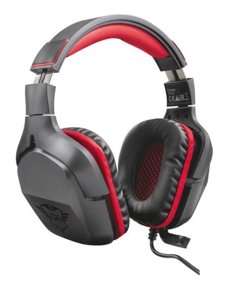 Trust Gaming GXT 344 creon  headset crveno-crni