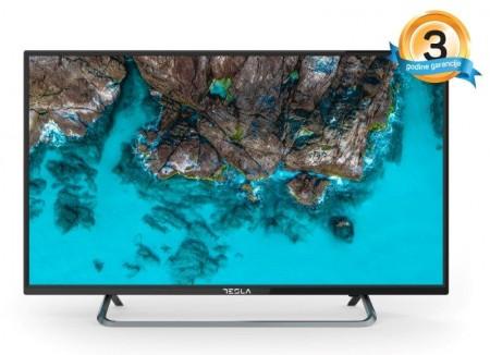 Tesla TV 43K307BF, 43 TV LED, slim DLED, DVB-CT2, Full HD