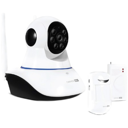 CANYON HD IP Camera with additional sensors (CNSS-KA1W)