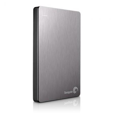 SEAGATE HDD External Backup Plus Portable (2.5,1TB,USB 3.0) Silver (STDR1000201)