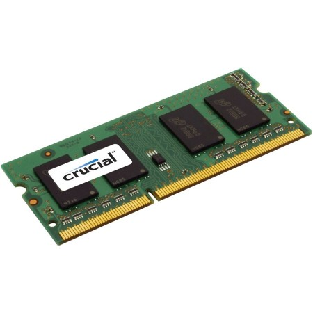 CRUCIAL 2GB DDR3 PC3-12800 Unbuffered NON-ECC 1.35V (CT25664BF160BJ)