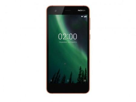 Nokia 2 DS Copper Black Dual Sim