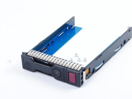 HPE 3.5 LFF Hot Plug HDD Cage for Gen8 and Gen9 HP servers