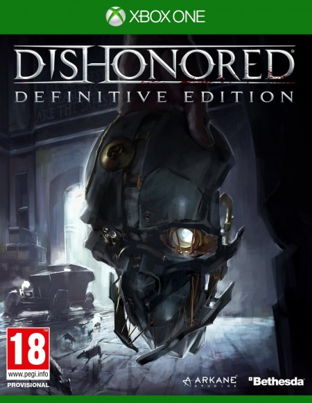 XBOXONE Dishonored: Definitive Edition GOTY HD (024222)