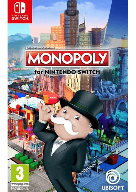 Ubisoft Entertainment Switch Monopoly