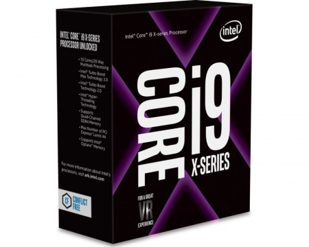 INTEL Core i9-7900X 10-Core 3.3GHz (4.3GHz) Box