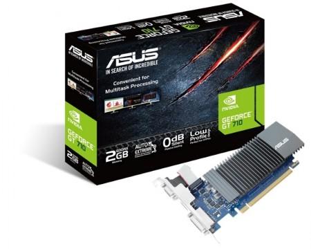 ASUS nVidia GeForce GT 710 2GB 64bit 710-2GD5-SL
