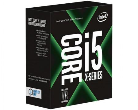 INTEL Core i5-7640X 4-Core 4.0GHz (4.2GHz) Box