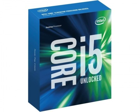 Intel Core i5-7600K 3.80GHz 6MB LGA1151 Kaby Lake HD graphics 600 14nm