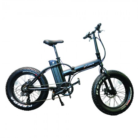 E-bike Xplorer Sydney Black (6876)