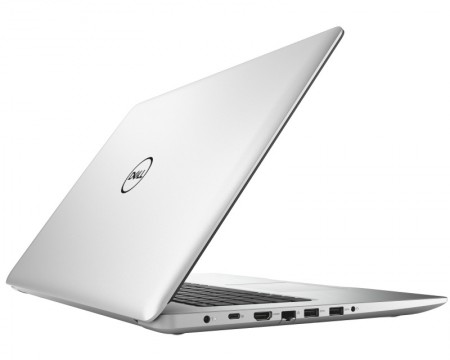 DELL Inspiron 17 (5770) 17.3 FHD Intel Core i5-8250U 1.6GHz (3.4GHz) 8GB 1TB 128G SSD AMD Radeon 530 4GB 3-cell ODD srebrni Ubuntu 5Y5B