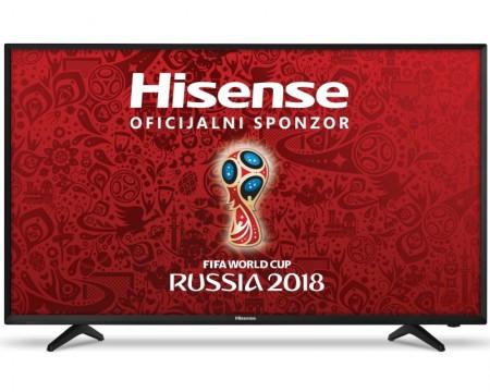 HISENSE 43 HE43M2165FTS LED Full HD digital LCD TV