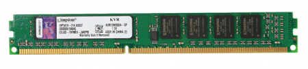 Kingston DIMM DDR3 4GB 1333MHz KVR13N9S84