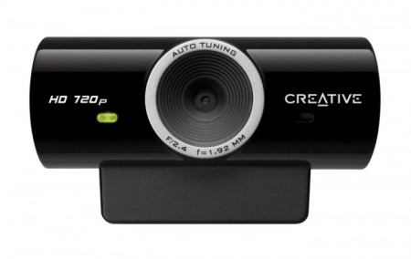 Creative Labs Webcam Live! Cam Sync HD