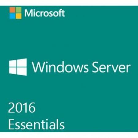 Windows Server Essentials 2016 64Bit English 1pk DSP OEI DVD 1-2CPU
