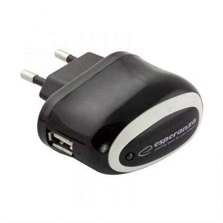 Esperanza EZ111 univerzali punjač - USB AC 220-240V 5V 1000mA