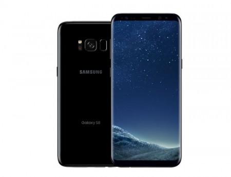 Samusng Galaxy S8 Black (SM-G950FZKASEE)