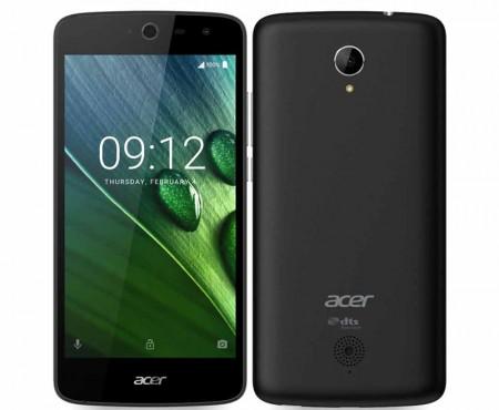Acer Liquid Zest 4G Black