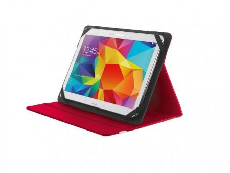 Trust Primo folio futrola sa stendom za 10  tablet crveni