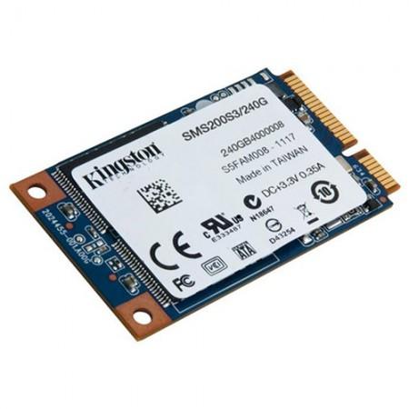 KINGSTON 240GB mSATA SMS200S3/240G SSDNow mS200