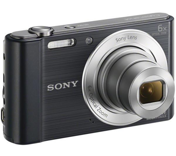 SONY DSCW810B.CE3 fotoaparat