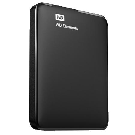 WD Elements Portable 2.5 750GB USB 3.0 (WDBUZG7500ABK-WESN)