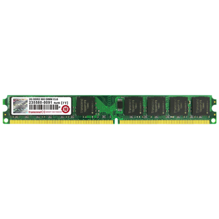 Transcend DDR2 2GB 800MHz JM800QLU-2G