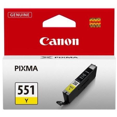 Canon Ink Tank CLI-551C za MG5450/5650/6350/6450/6650/7150/7550, iP7250/8750, iX6850