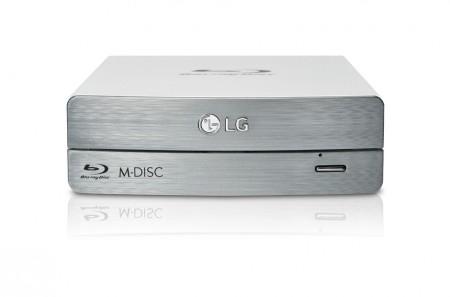 LG BE16NU50.AUAE10B Blu-Ray Writer external