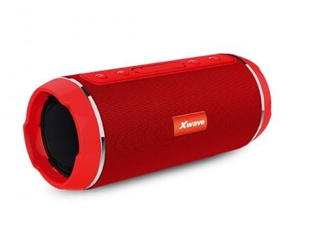 Xwave BT B FANCY zvucnik, Bluetooth 4.0, crveni