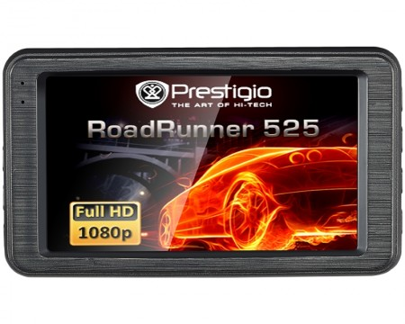 PRESTIGIO RoadRunner 525 video nadzor za automobil