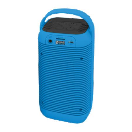 Xwave (B Power Tull blue) Xwave BT zvucnik,HI-FI,  FM Radio, Micro SD, USB, plavi