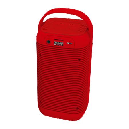 Xwave (B Power Tull red) Xwave BT zvucnik,HI-FI,  FM Radio, Micro SD, USB,crveni